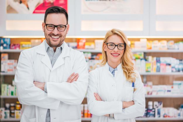 farmacia online, profesionales